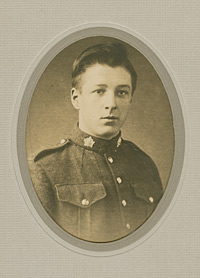 Private Hubert Maurice Bolam