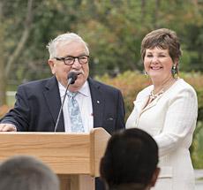 John and Bonnie Buhler