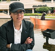 Mary Anne Barkhouse, artist