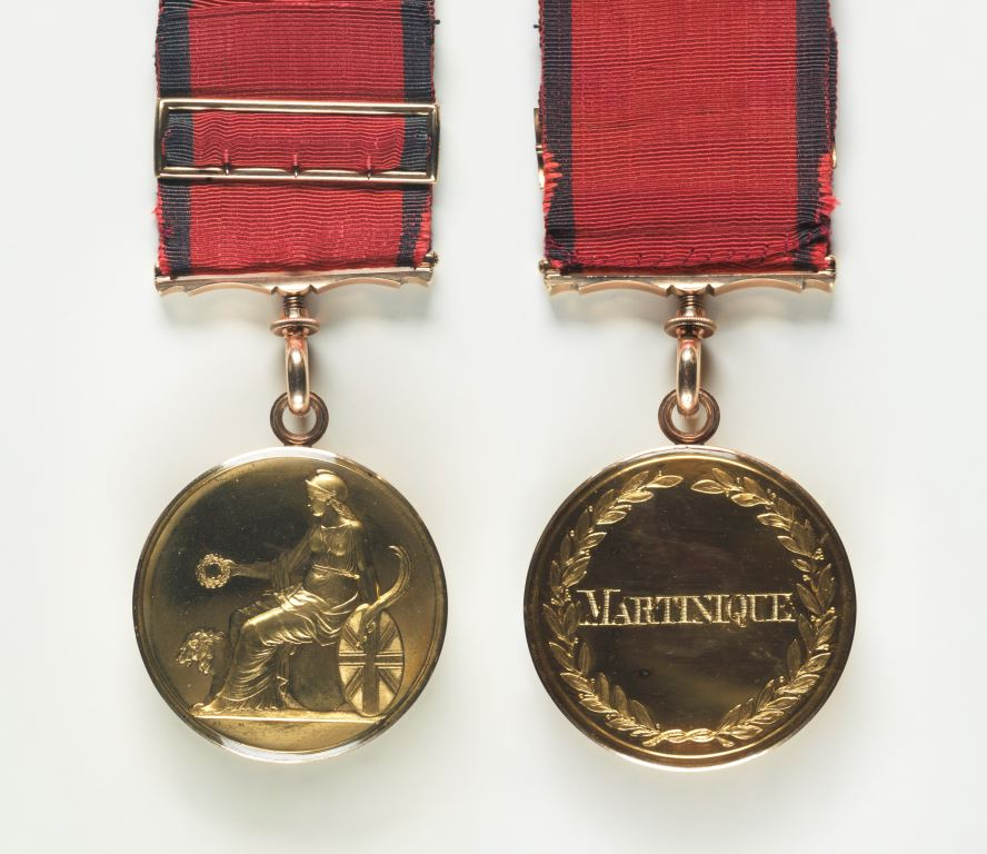 Large Army Gold Medal  CWM 20150551-001 Tilston Memorial Collection of Canadian Military Medals  Canadian War Museum