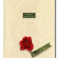 Poppy (Stationery):: Coquelicot (Papier