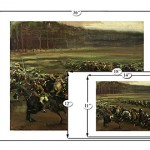 Beaverbrook Collection - Charge of Flowerdew's Squadron:: Collection Beaverbrook - La charge de l'escadron de Flowerdew