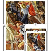 Beaverbrook Collection - Parachute Riggers:: Collection Beaverbrook - Femmes fabricant des parachutes
