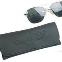Genuine gov't 52mm A.F. pilots polarized sunglasses by AO Eyewear (American optics):: Lunettes polaris