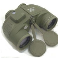 Military type binoculars 7x50 olive drab:: Jumelles 7x50 de type militaire couleur olive tendre