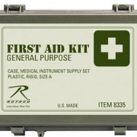 General purpose first aid kit olive drab:: Trousse de premiers soins couleur olive tendre