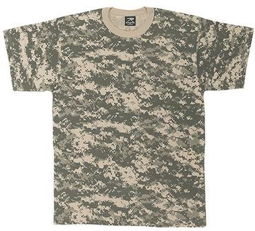 Men a.c.u. digital t-shirt:: T-shirt pour homme