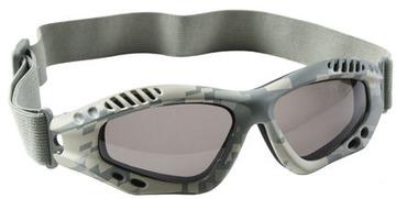 Desert goggles a.c.u. digital camo:: Lunettes du d
