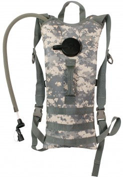 MOLLE 3 Liter Backstrap Hydration System:: Syst