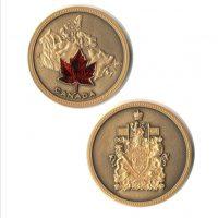 confederation commemorative coin