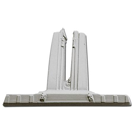 Vimy Ridge Monument Lapel Pin