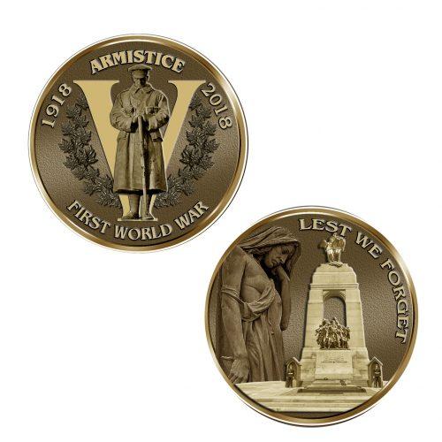 Armistice Commemorative Coin