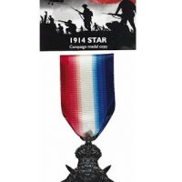 1914 Star Reproduction