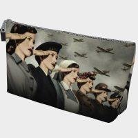 World War Women Make-Up Bag