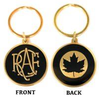 Royal Canadian Air Force Keychain