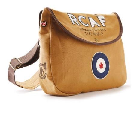 Royal Canadian Air Force Shoulder Bag