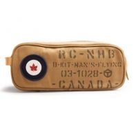 Royal Canadian Air Force Cotton Toiletry Bag