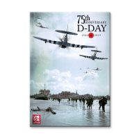 D-Day 75th Anniversary Canvas Print