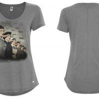 World War Women Ladies T-Shirt