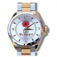 Men Watch - Lest We Forget