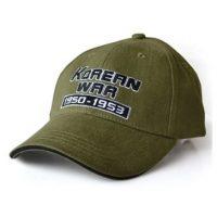 Korean War Baseball Cap