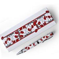 Poppy Pen with case
