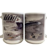 Norad CF-18 Hornet Mug