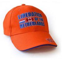 Liberation of the Netherlands Orange Baseball Cap