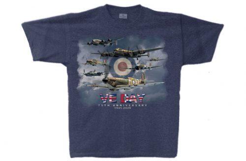 VE Day 75th Anniversary T-Shirt