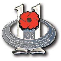 Armistice Day Lapel Pin