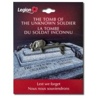 Lapel Pin Commemorating the Tomb of the Unknown Soldier