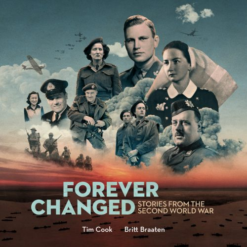 Forever Change. Stories from the Second World War