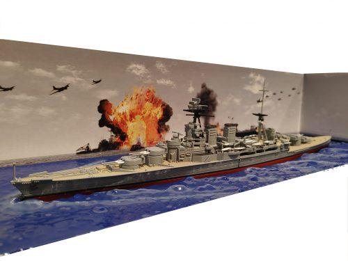 HMS Hood Battlecruiser