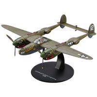 Lockheed P-38 Lightning Scale 1/72