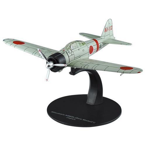 Mitsubishi A6M2B Zero Scale 1/72