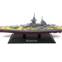Battleship Richelieu Scale 1/1250