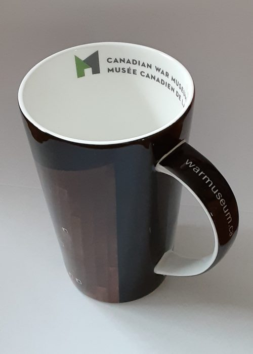 Canadian War Museum Fine Bone China Mug