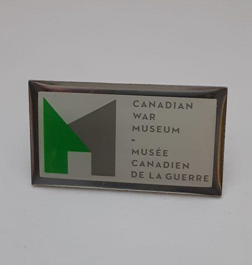 Canadian War Museum Lapel Pin