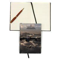 Avro Lancaster Hardcover Journal