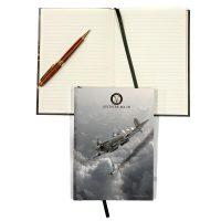 Spitfire Mk. IX Hardcover Journal