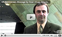 Message by Dean Oliver - Director, Research and Exhibition