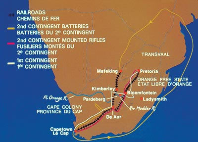 Worksheet. WarMuseumca  South African War  Boer War Maps