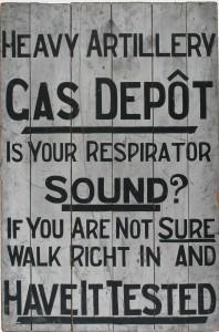 Gas Respirator Testing