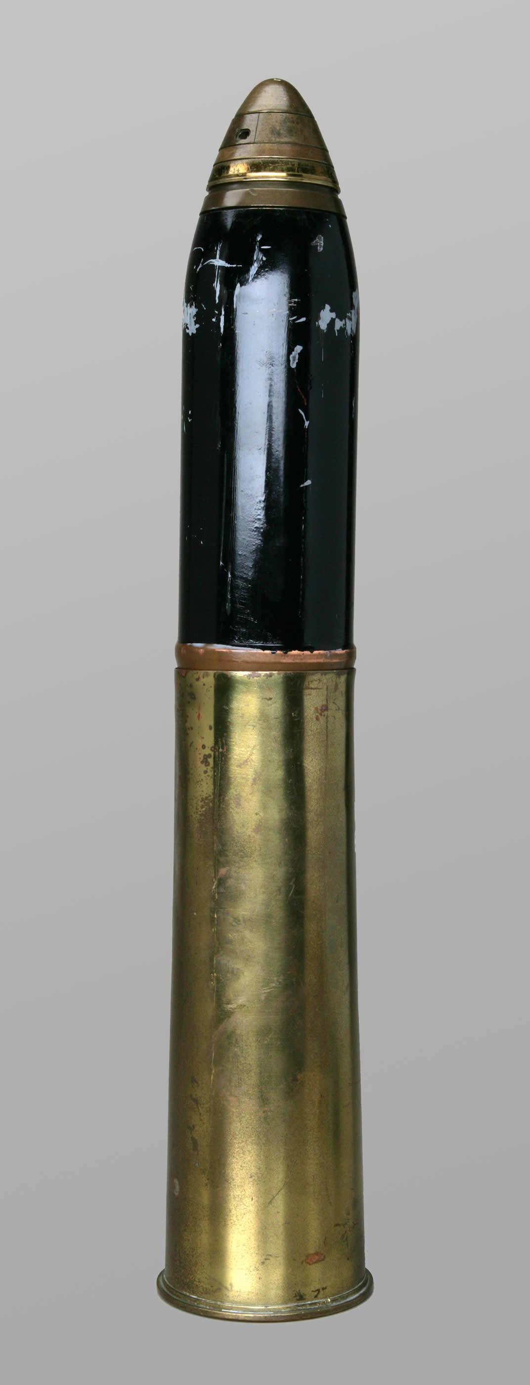 18-pounder Artillery Shell