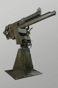 Anti-Aircraft Gun