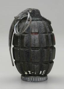 No. 5 MK. I Hand Grenade