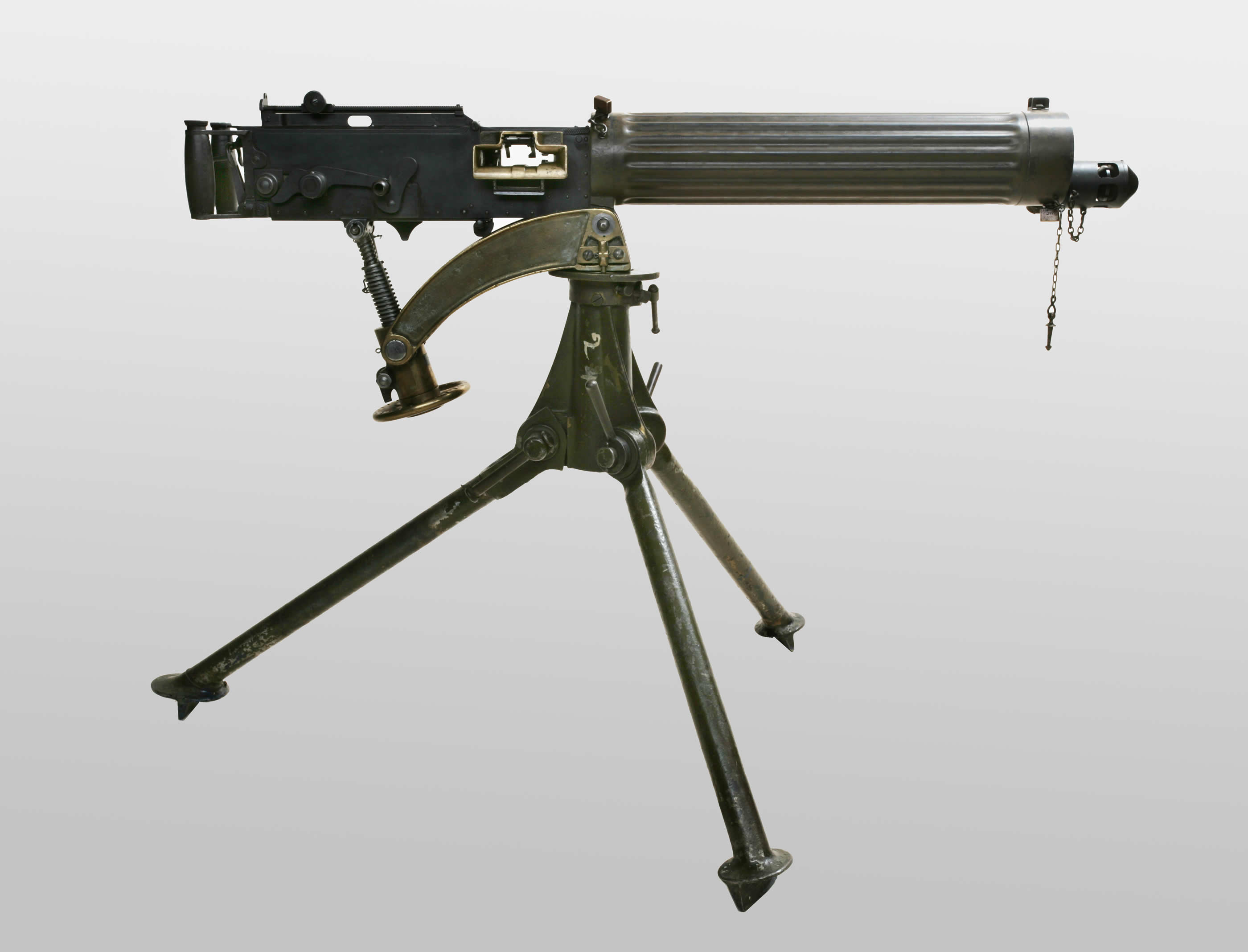 Firearms - Vickers Machine-Gun | Canada and the First World War