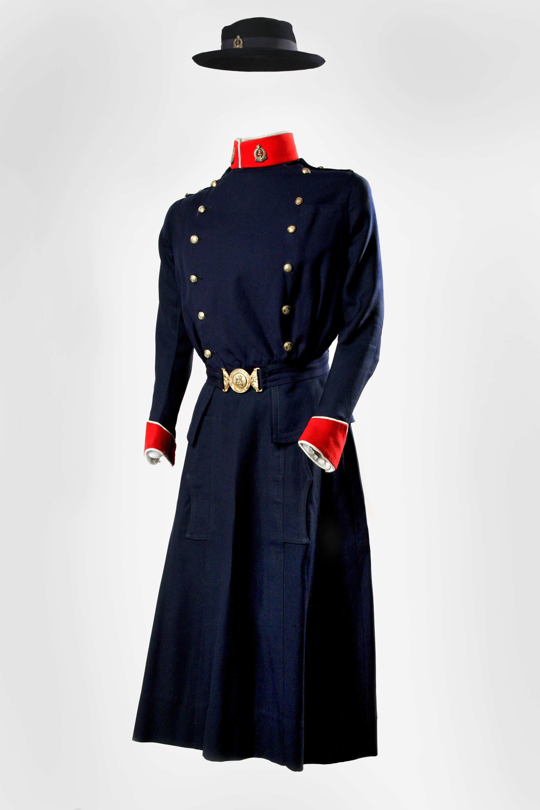 Nursing Dress Uniform