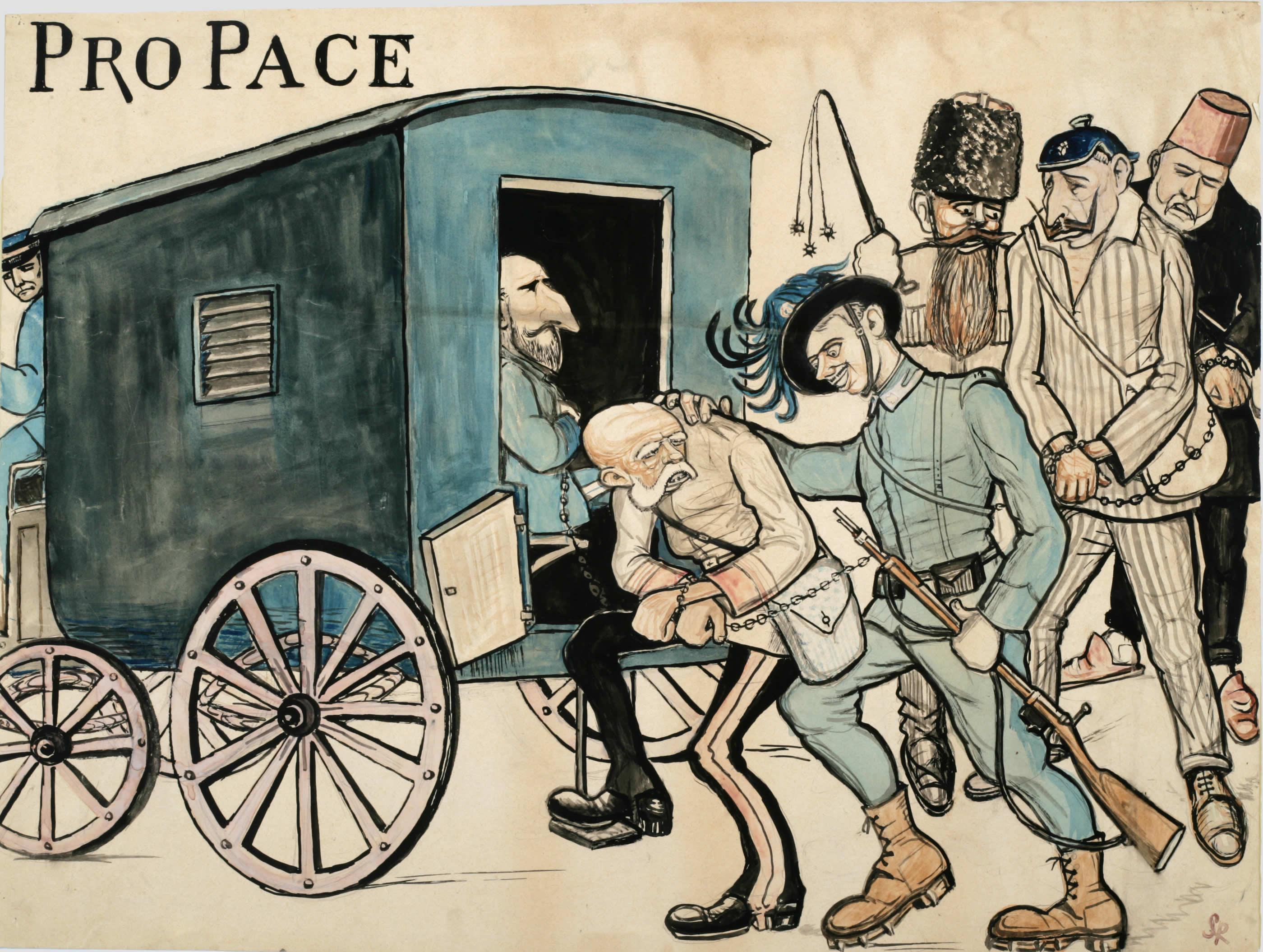 <i>Pro Pace</i>