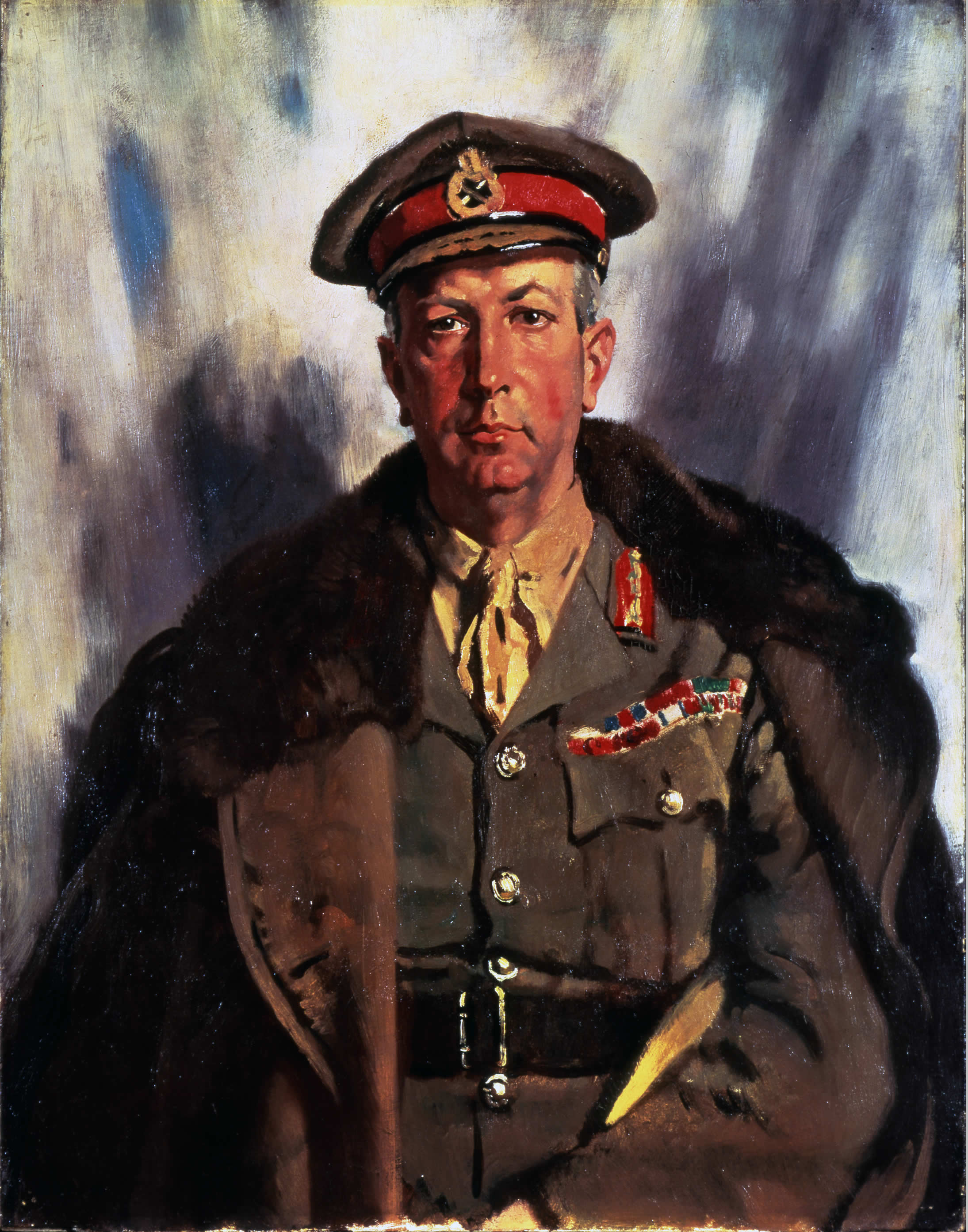 Official Art Sir Arthur Currie Canada And The First